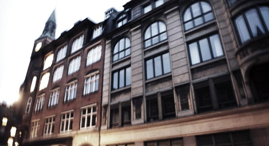 Dette jobcenter i Farvergade har været centrum for et årelangt og milliondyrt slagsmål mellem landets største kommune, København, og Arbejdsmarkedsstyrelsen.