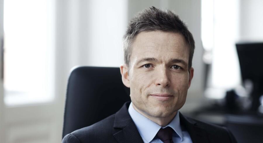Rigsadvokat Ole Hasselgaard bebuder en intern undersøgelse, efter at en medarbejder er blevet sigtet for bestikkelse. Arkivfoto. Free/Anklagemyndigheden/thomas Tolstrup