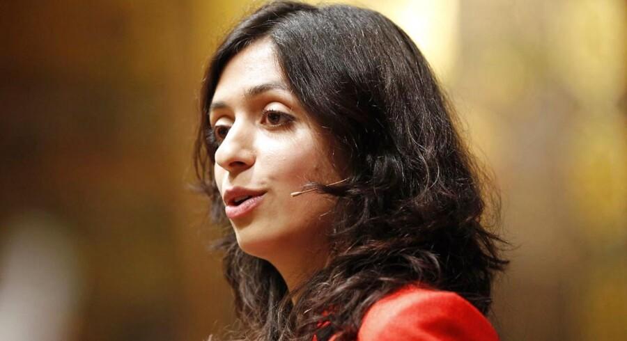 Hadia Tajik er den første muslim i det norske folketing og den yngste i regeringen.