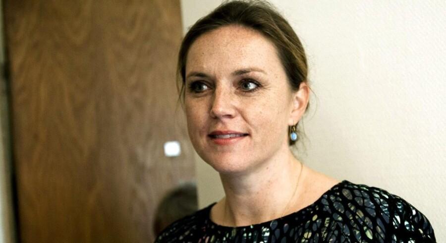 Socialminister Karen Hækkerup (S).