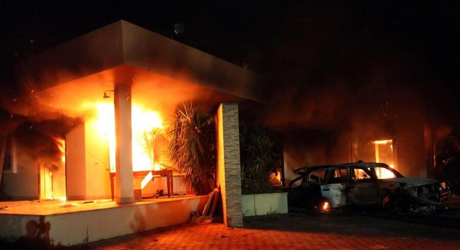 I kølvandet på de fire drab evakuerede USA flere end 20 udsendte amerikanere fra byen, og heriblandt var et dusin CIA-ansatte, der spillede en vigtig rolle i overvågningen af militante grupper i og omkring Benghazi og indsamling af information om dem.