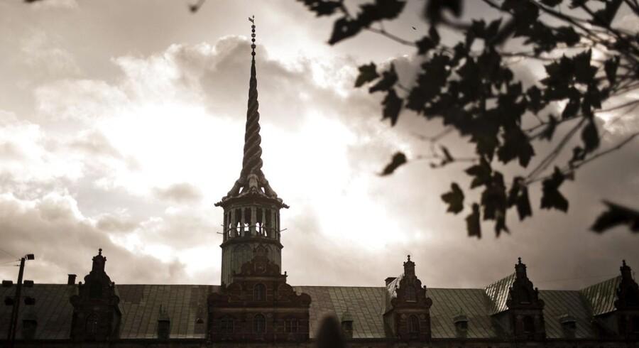 Dansk Erhverv har, på grund af Børsens fredede status', haft svært ved at afhænde den til private investorer.