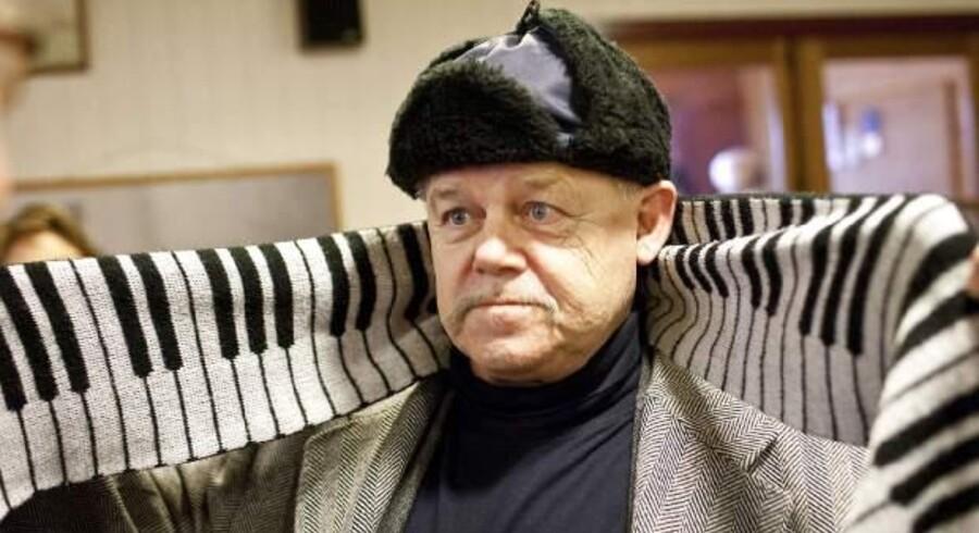 Sanger og musiker Lille Palle Andersen fyldte onsdag 70. Hans største ønske var at blive anerkendt for sin rolle i Matador. En kamp han har kæmpet længe.