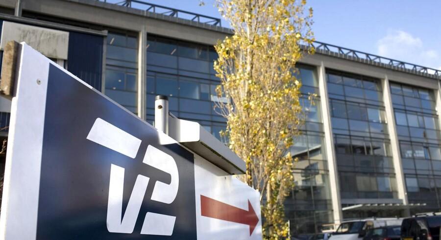 TV2 på Teglholmen i København.