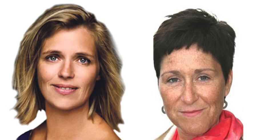 Katrine Winkel Holm og Aia Fog, Trykkefrihedsselskabet