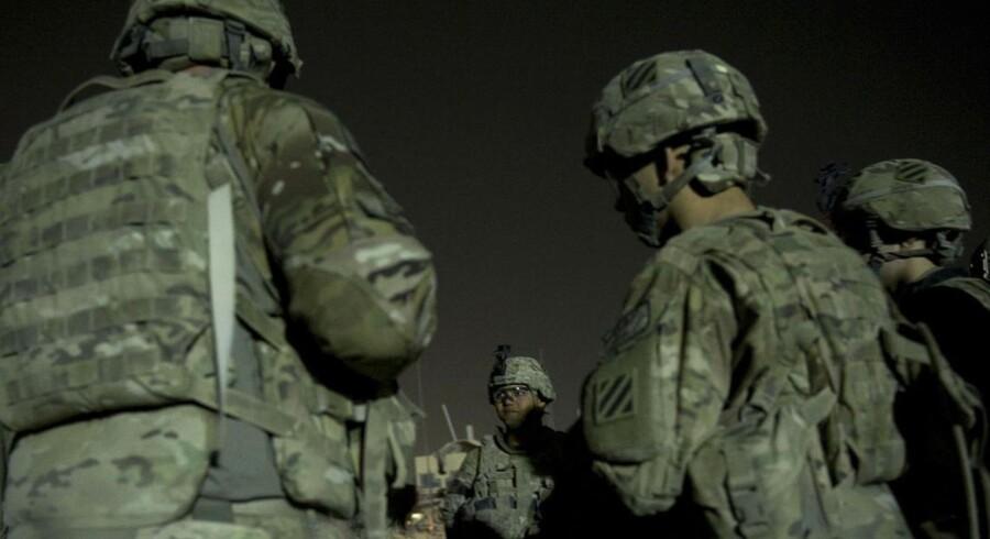 Mindst 51 udenlandske militærfolk er i år blevet dræbt i insider-angreb i Afghanistan.