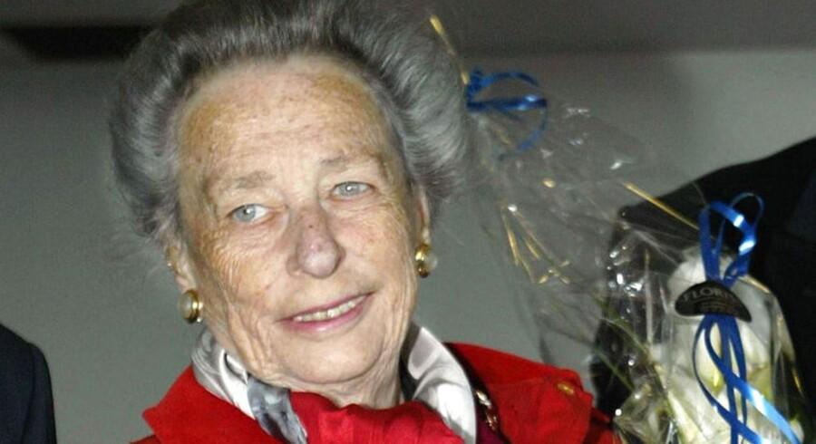 Efter længere tids sygdom er kong Haralds ældste søster, prinsesse Ranghild, død, 82 år gammel.