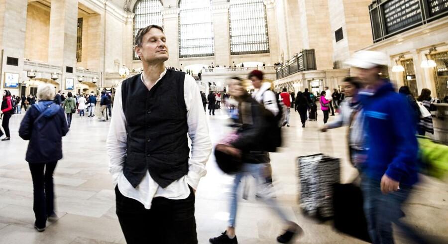 Claus Meyer, Grand Central Station på Manhattan i New York City. (Photo: JonasVandall.com)