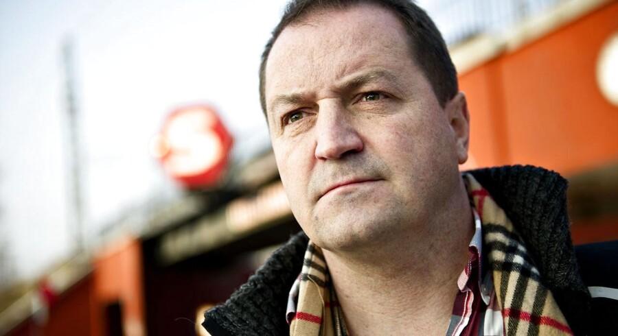 Journalist Lars Abild
