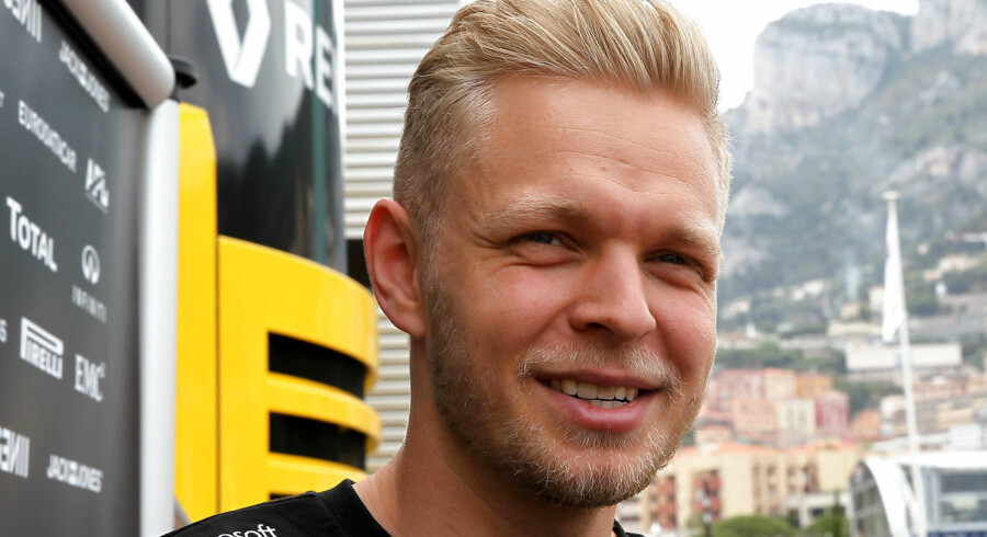 en danske racerkører Kevin Magnussen kan se frem til at køre med en ny motor, når det går løs ved Monacos Formel 1-grandprix i weekenden.