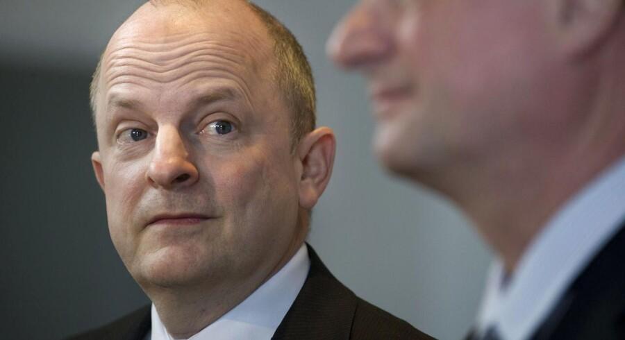 Dansk Industris direktør, Lars Goldschmidt fratræder for at hellige sig politisk arbejde
