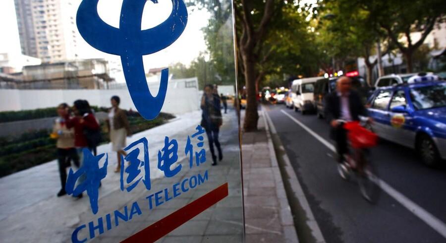 Dantherm har indgået aftale med moderselskabet til China Technologies Holdings Group Co., Ltd. (Hongkong) om frasalg af forretningssegmentet Telecom.