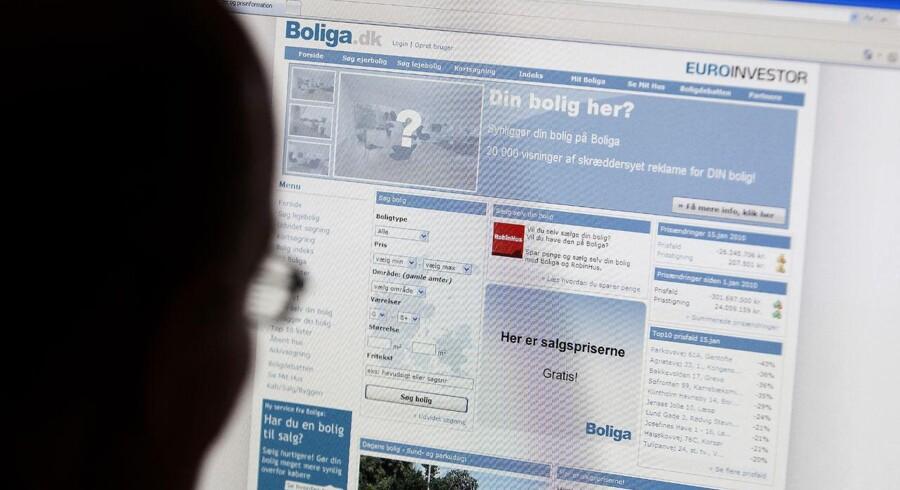 Boligsitet Boliga.dk redder Euroinvestors regnskab.