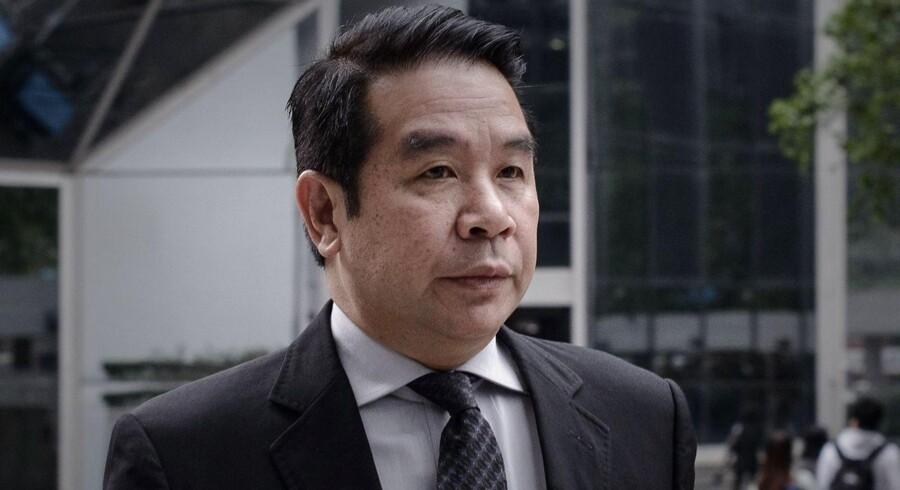 Festen er foreløbig forbi for Carson Yeung, som nu ved retten i Hong Kong er dømt for hvidvask af 93 millioner Hong Kong-dollar i perioden fra 2001-2007. Straffen fastsættes senere.