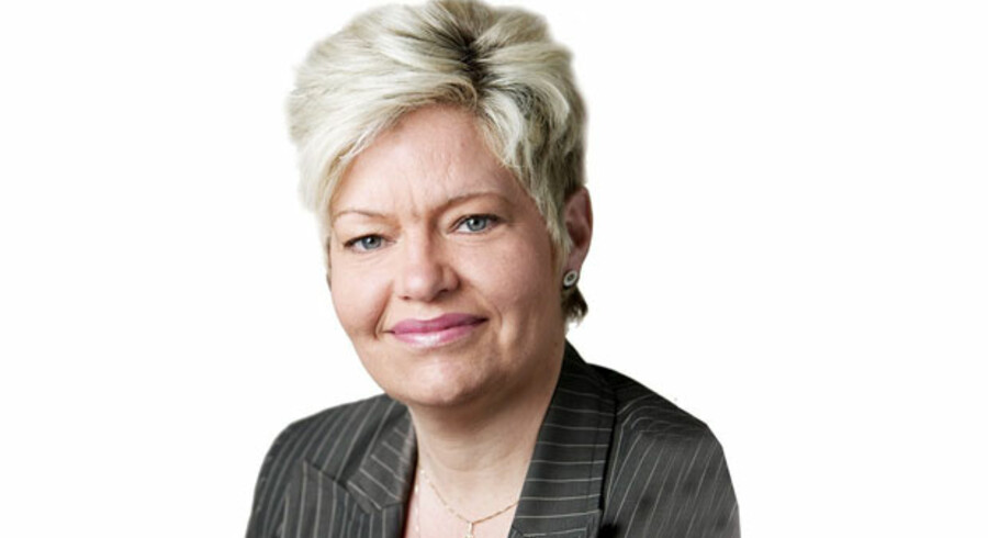 Tina Voldby, Underdirektør i TEKNIQ Installatørernes Organisation
