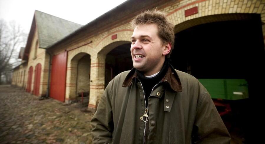 Arkivfoto af Gregers Juel fra 2004.