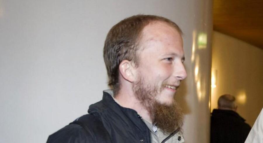 Pirate Bays stifter Gottfrid Svartholm Warg.