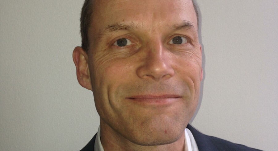 Jesper Berg bliver ny redaktionschef for TV2 Finans.