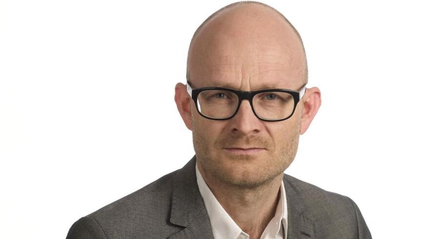 Peter Suppli Benson, Nyhedschef