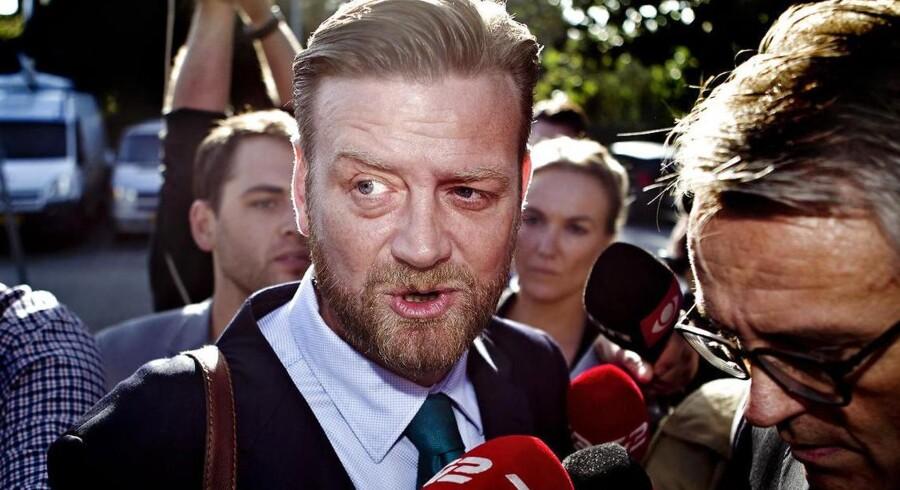 Peter Arnfeldt, tidligere spindoktor for Troels Lund Poulsen.