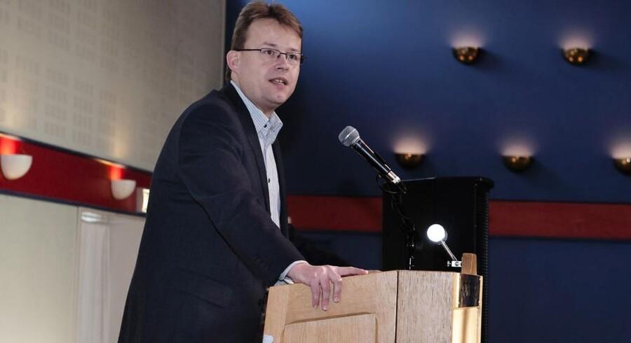 EL-borgmester Mikkel Warming.