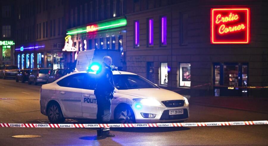 Politiet har fået ordre på at lade pusherne på Istedgade være.