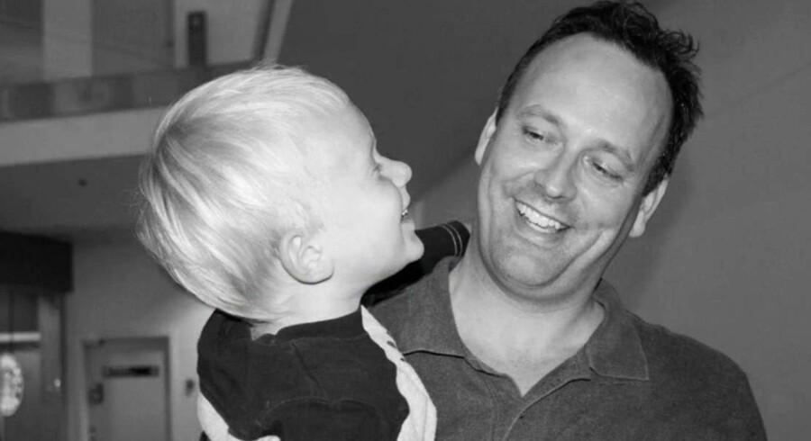 Thomas Sørensen har Justitsministeriets ord for, at han ikke gjorde noget galt, da han hentede sin søn i Østrig.
