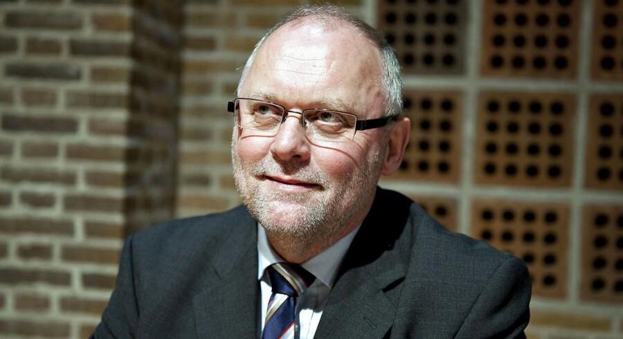 Aalborgs socialdemokratiske borgmester Henning G. Jensen.
