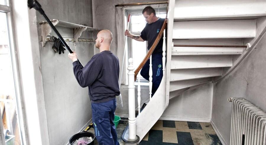Forenede Service er landets næststørste rengøringsfirma