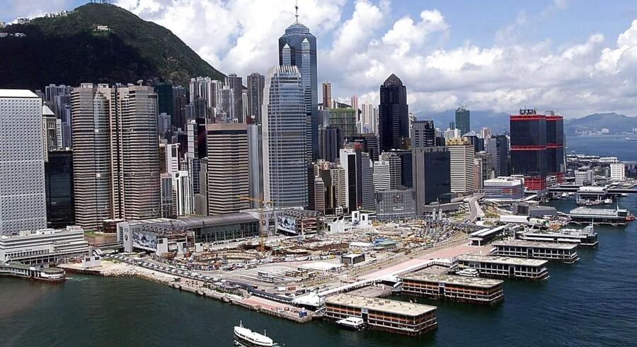 Med hovedsæde i Hongkong-skyder venturekapitalfonden PAG penge i Nordic Shipholding.