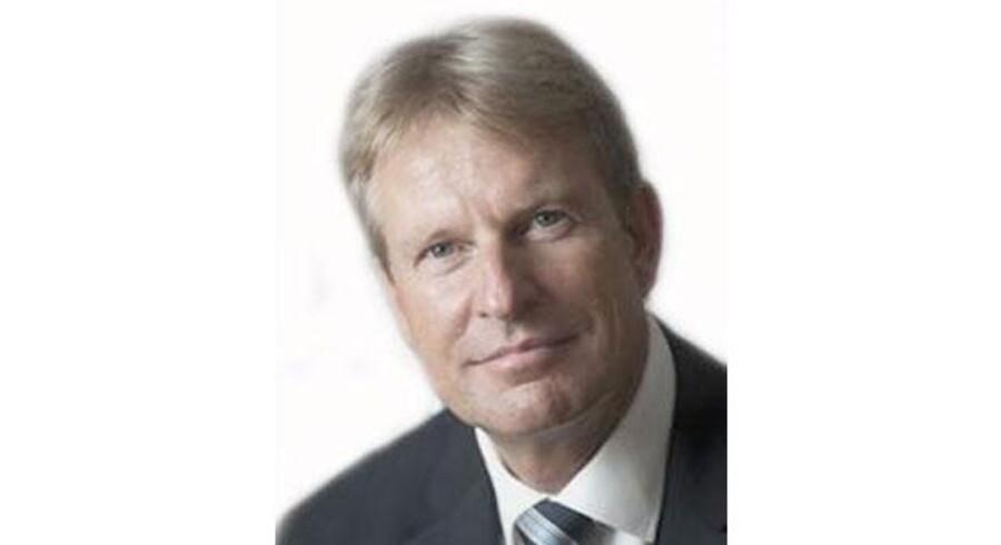 Per Vangekjær, formand for Danske Malermestre