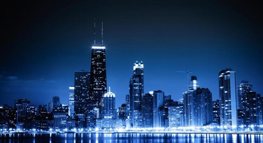 Hvordan vil civilisationen komme til at se ud i fremtiden? Det skal et nyt projekt være med til at forudsige. Foto: iStock Photo