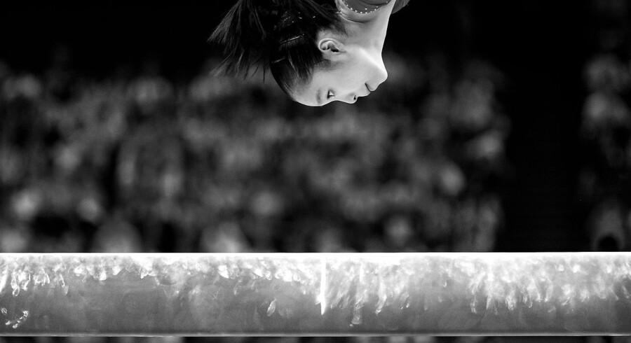 OL i London. OL2012. Redskabsgymnastik konkurrencen for hold.
