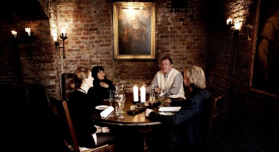 Claus Valdemar Løvensten overtog restaurant Sankt Getruds Kloster tilbage i 2009. Han har nu valgt at lukke stedet ned efter hærværket, så der ikke kommer flere udgifter.