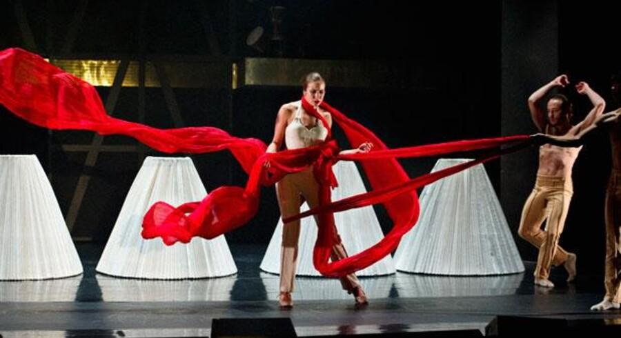 Selene Muñoz leverer fænomenal flamenco ved årets Sommerballet på Bellevue Teatret.