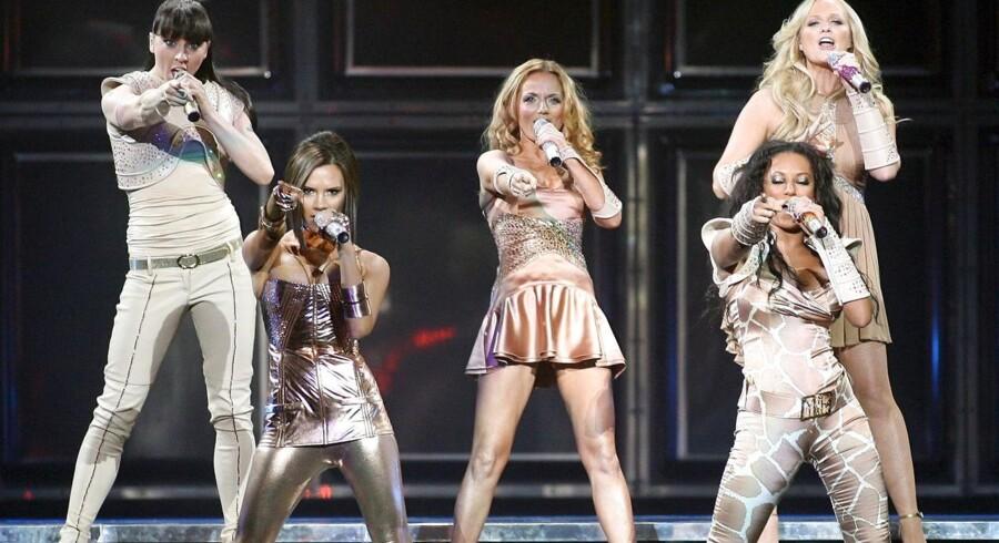Spice Girls' sidste optræden var i 2007 og 2008, da de spillede genforeningskoncerter i Europa og Nordamerika.
