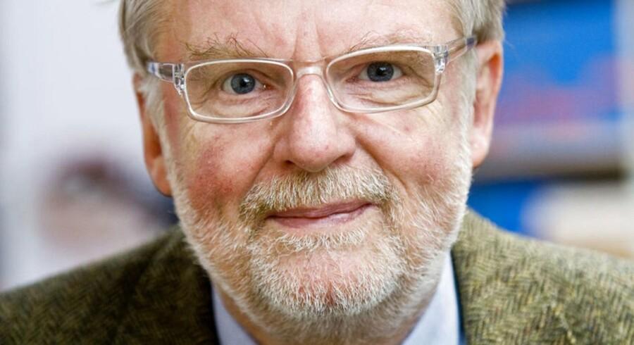 Professor i EU-ret Hjalte Rasmussen blev 71 år.