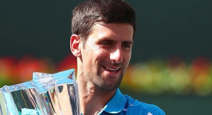 Tennisesset Novak Djokovic mener, at herrerne skal have flere præmiepenge end damerne.