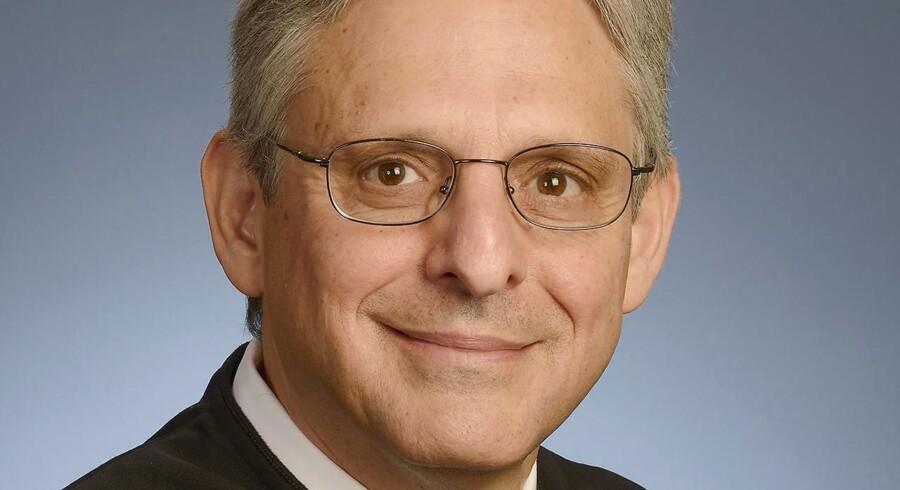 Den 63-årige Garland er for øjeblikket chefdommer for appelretten i regeringsdistriktet, District of Columbia. Han blev udnævnt til jobbet af 1997 af den daværende demokratiske præsident Bill Clinton.