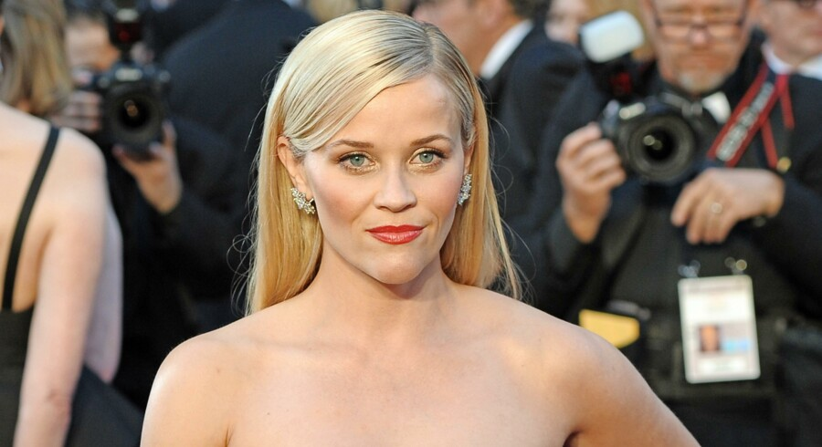 Reese Witherspoon fik sit store gennembrud i »Legally Blonde« fra 2001. Foto: Scanpix