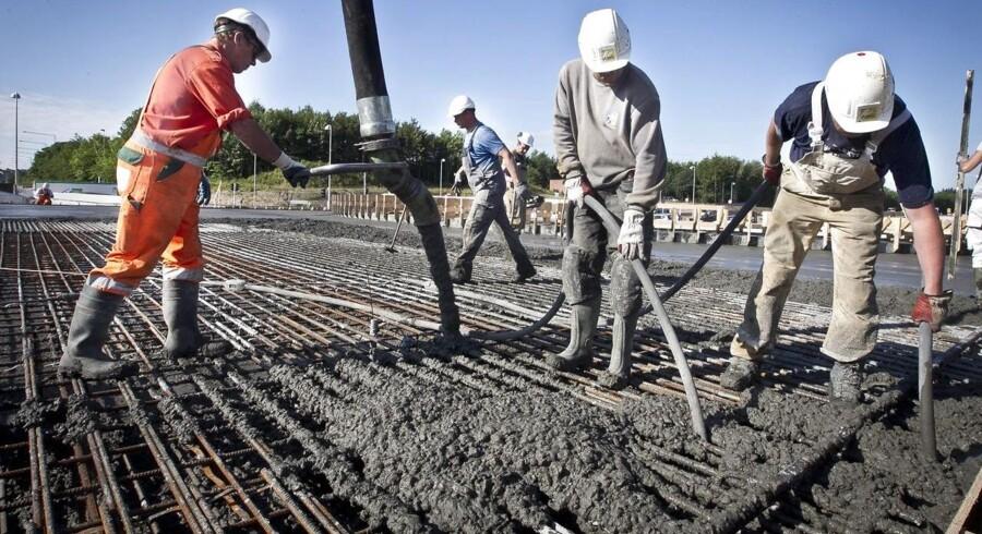 Den danske betonindustri har siden 2008 købt sig til store ordrer gennem rabatter til lukrative kunder, og det har været med til at slå bunden ud af kassen.