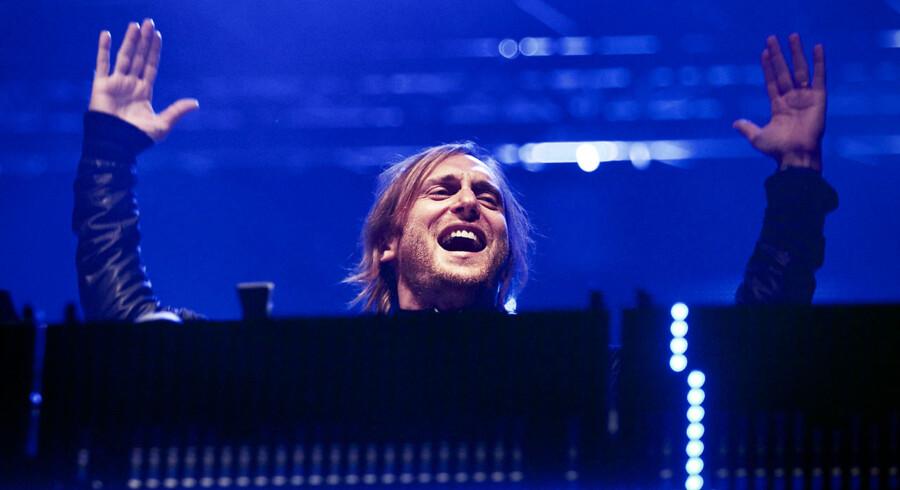 I dag åbner årets Smukfest, Skanderborg Festival, for alvor op med koncerter og fest på pladsen. Her er det koncert med David Guetta, der lukkede Bøgescenen.