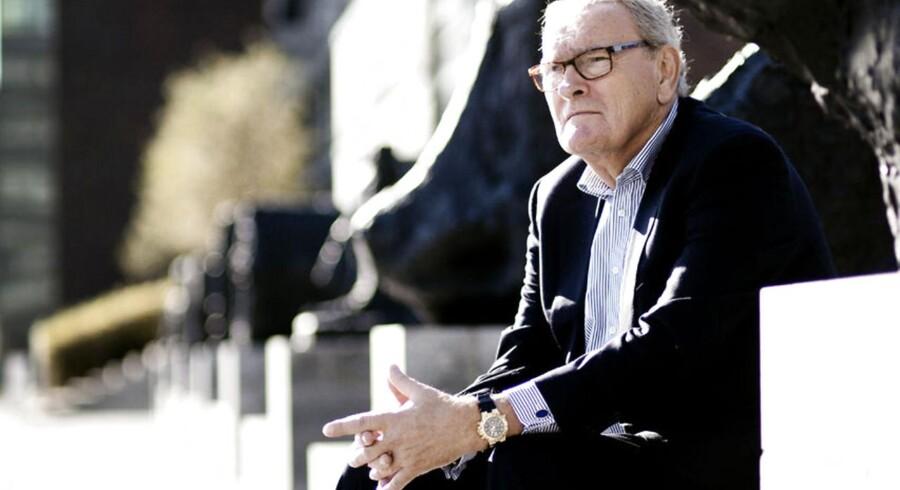 Formanden og initiativtageren til investeringsselskabet SPEAS, Henning Kruse Petersen.
