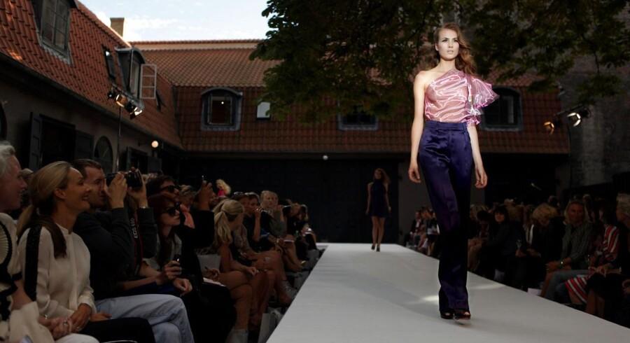 Copenhagen Fashion Week - Ole Yde onsdag den 8. august