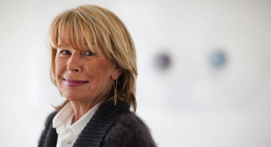 Anne Fabricius-Bjerre.
