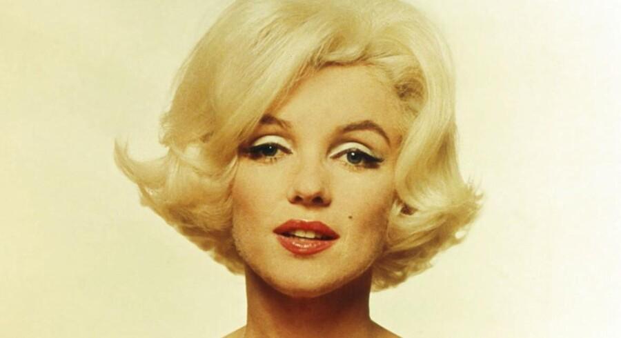 5. august er det 50 år siden døde den 36-årige superstjerne Marilyn Monroe. Hendes død er fortsat omgærdet af mystik. Her foreviget i et udateret arkivbillede. Formentlig fra 1960erne.