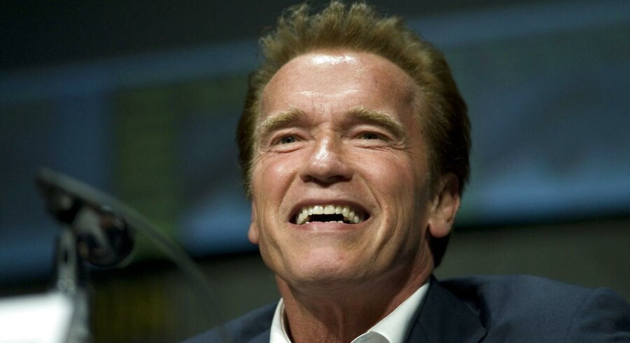 Arnold Schwarzenegger har offentliggjort sin nye karrierevej.