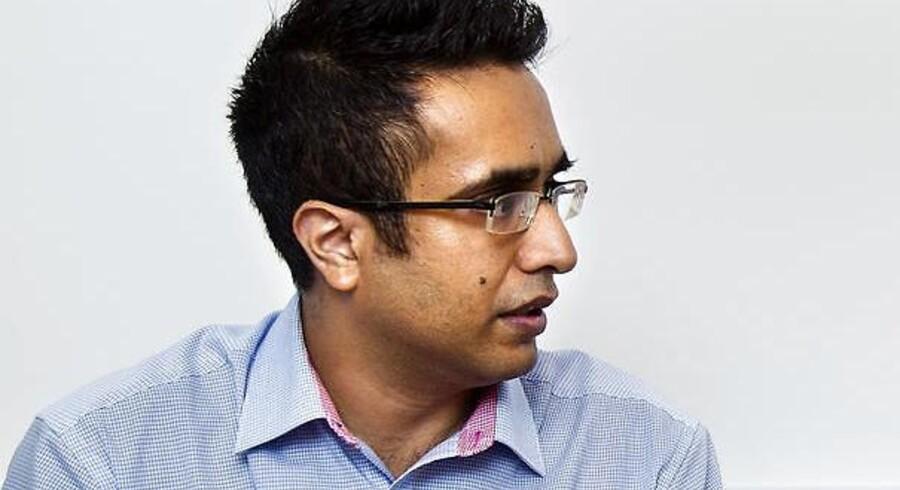 Nadeem Farooq, arbejdsmarkedsordfører for De Radikale.
