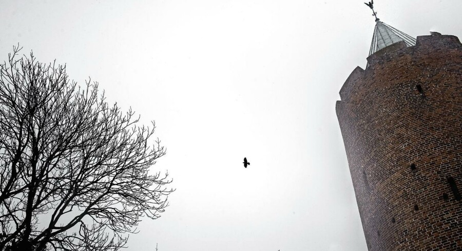 Gåsetårnet i Vordingborg.