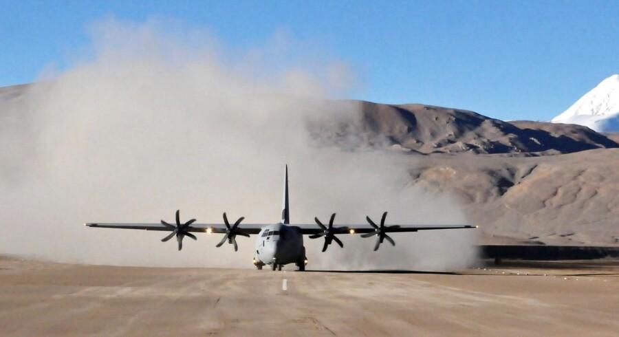 Lockheed Martin er en af verdens største flyproducenter og står bag blandt andet det enorme fragtfly C-130J Super Hercules og det nye kampfly F-35 Joint Strike Fighter.